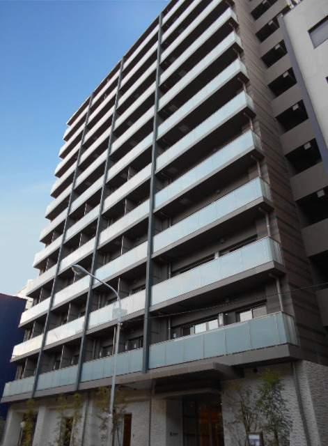 東京都台東区、御徒町駅徒歩2分の築1年 12階建の賃貸マンション