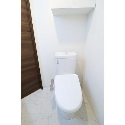 グランカーサ大森海岸[1K/22.79m2]のトイレ