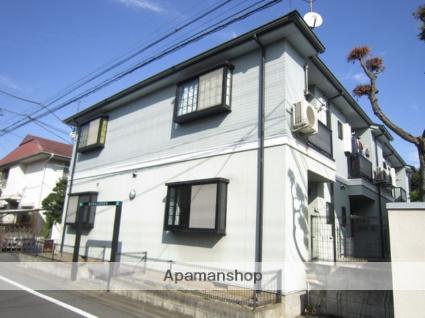 東京都豊島区、椎名町駅徒歩15分の築21年 2階建の賃貸アパート