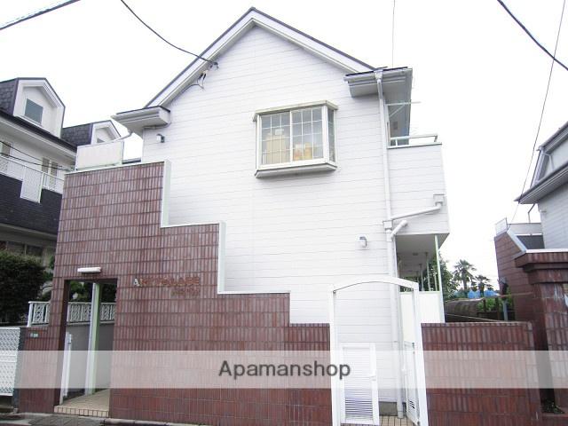 東京都練馬区、平和台駅徒歩7分の築26年 2階建の賃貸アパート