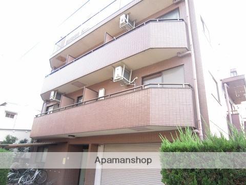 東京都練馬区、江古田駅徒歩13分の築25年 4階建の賃貸マンション