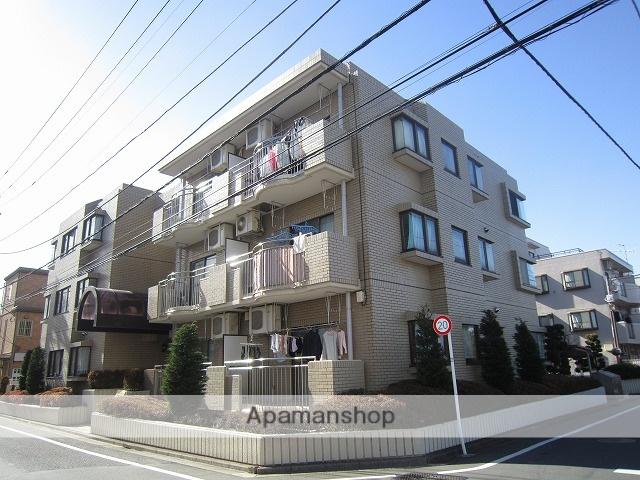 東京都練馬区、新桜台駅徒歩15分の築29年 3階建の賃貸マンション