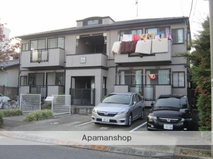 東京都練馬区、上板橋駅徒歩17分の築23年 2階建の賃貸アパート