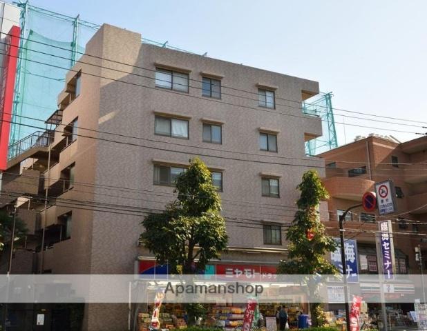 東京都練馬区、地下鉄赤塚駅徒歩20分の築18年 5階建の賃貸マンション