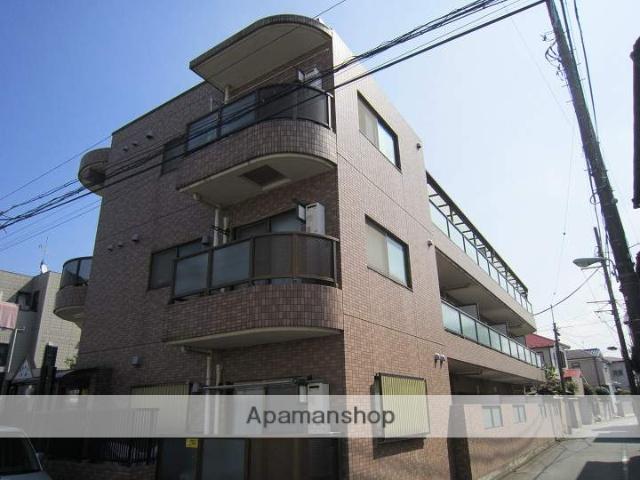 東京都豊島区、小竹向原駅徒歩16分の築20年 3階建の賃貸マンション