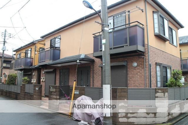 東京都練馬区、桜台駅徒歩17分の築14年 2階建の賃貸テラスハウス
