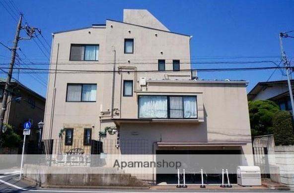 東京都練馬区、桜台駅徒歩10分の築28年 3階建の賃貸マンション