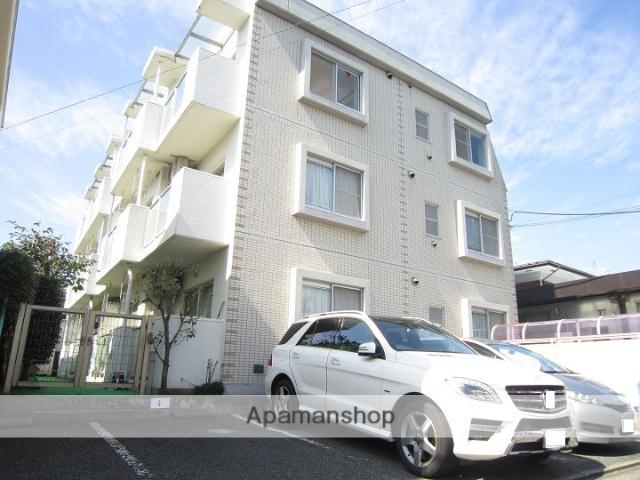 東京都練馬区、平和台駅徒歩15分の築21年 3階建の賃貸マンション