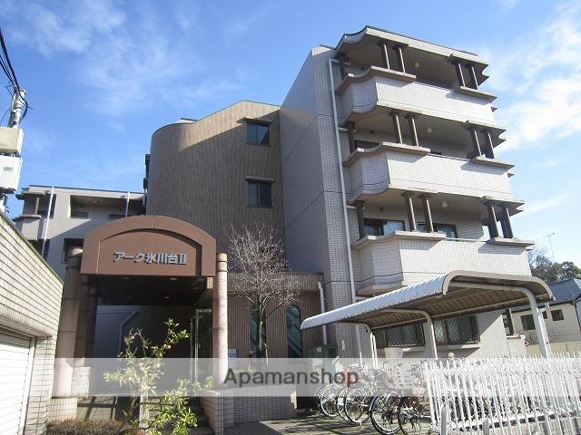 東京都練馬区、新桜台駅徒歩18分の築20年 4階建の賃貸マンション