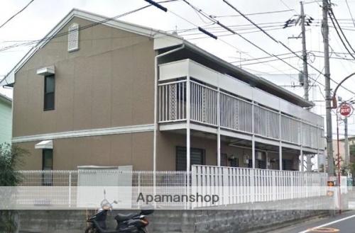 東京都練馬区、新桜台駅徒歩14分の築27年 2階建の賃貸アパート