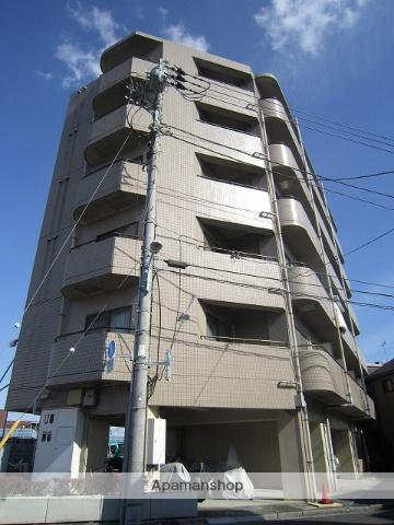 東京都板橋区、江古田駅徒歩15分の築22年 6階建の賃貸マンション