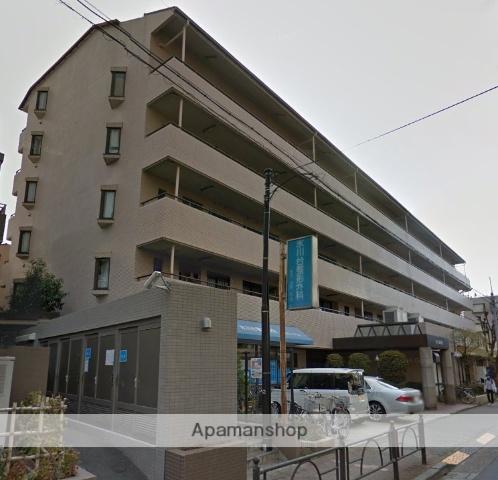 東京都練馬区、上板橋駅徒歩17分の築28年 6階建の賃貸マンション