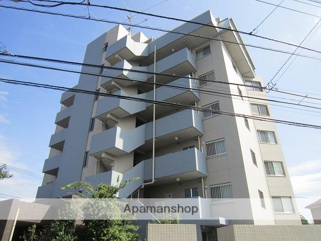 東京都練馬区、上板橋駅徒歩16分の築6年 7階建の賃貸マンション