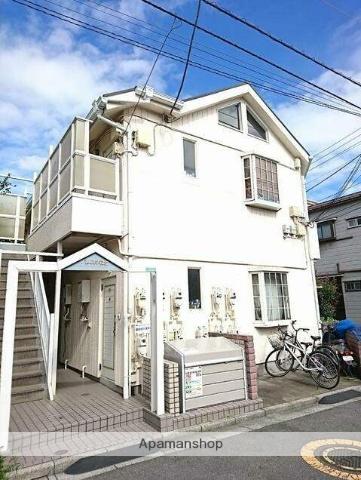 東京都練馬区、上板橋駅徒歩15分の築30年 2階建の賃貸アパート