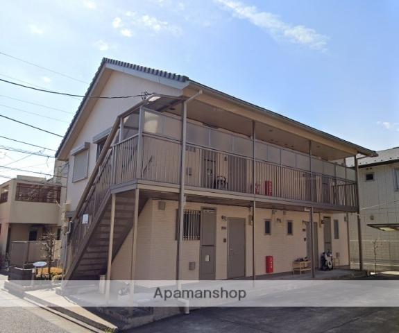 東京都練馬区、桜台駅徒歩11分の築10年 2階建の賃貸アパート