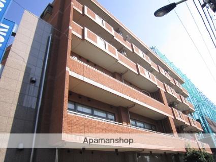 東京都練馬区、平和台駅徒歩1分の築15年 5階建の賃貸マンション