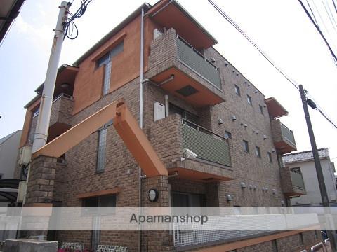 東京都板橋区、大山駅徒歩17分の築15年 3階建の賃貸マンション
