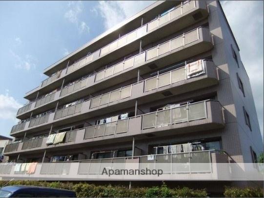 東京都練馬区、東武練馬駅徒歩19分の築20年 6階建の賃貸マンション