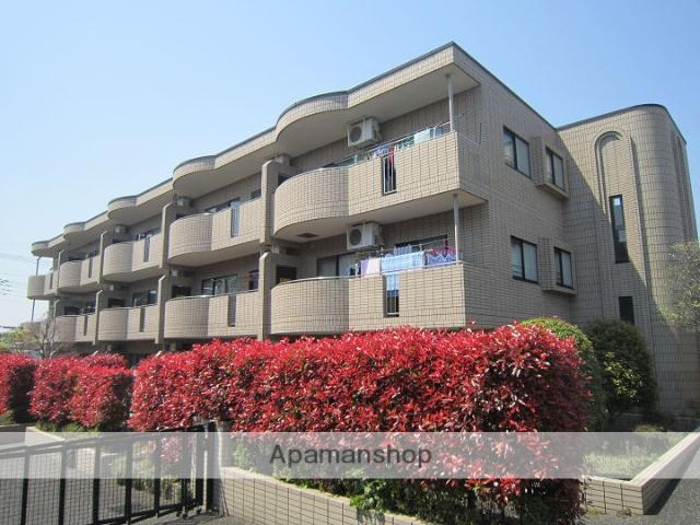 東京都練馬区、中村橋駅徒歩16分の築20年 3階建の賃貸マンション