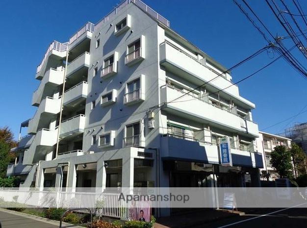 東京都練馬区、東武練馬駅徒歩17分の築26年 5階建の賃貸マンション