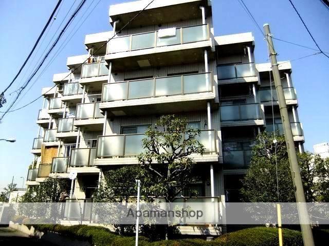 東京都板橋区、江古田駅徒歩15分の築27年 4階建の賃貸マンション
