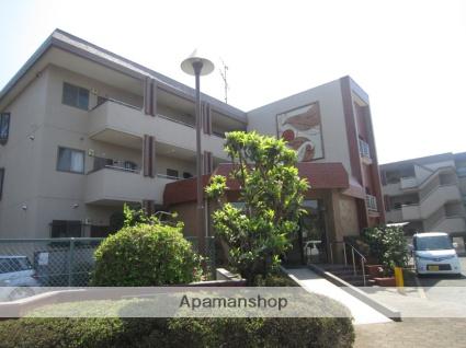 東京都練馬区、上板橋駅徒歩20分の築35年 3階建の賃貸マンション