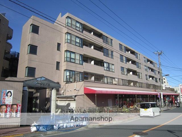 東京都練馬区、平和台駅徒歩18分の築26年 5階建の賃貸マンション