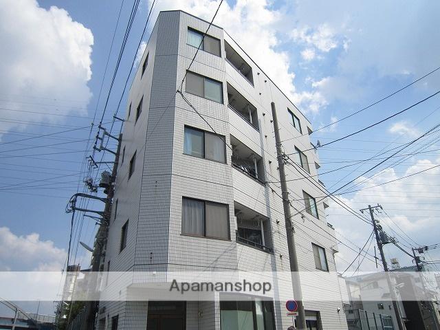 東京都板橋区、蓮根駅徒歩17分の築26年 5階建の賃貸マンション