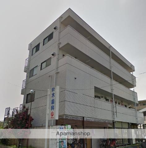東京都練馬区、新桜台駅徒歩17分の築28年 4階建の賃貸マンション