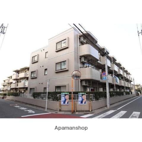 東京都練馬区、東武練馬駅徒歩24分の築26年 3階建の賃貸マンション