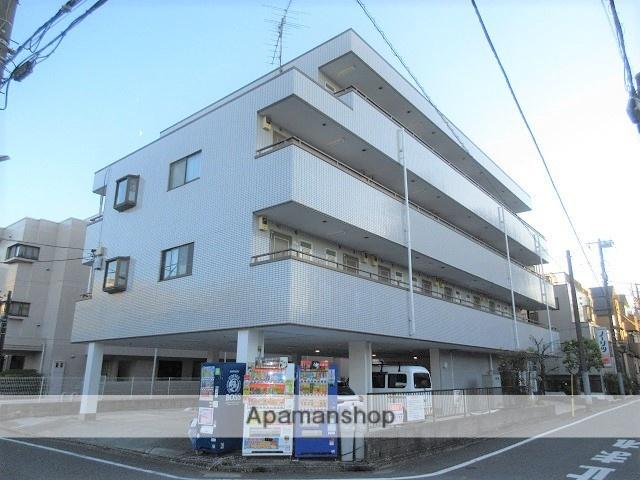 東京都練馬区、新桜台駅徒歩15分の築26年 4階建の賃貸マンション