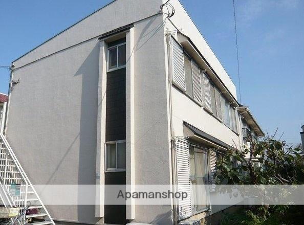 東京都練馬区、新桜台駅徒歩18分の築32年 2階建の賃貸アパート