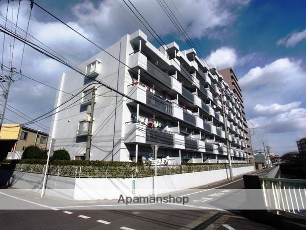 東京都練馬区、桜台駅徒歩13分の築33年 7階建の賃貸マンション
