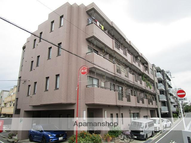 東京都練馬区、新桜台駅徒歩15分の築29年 4階建の賃貸マンション
