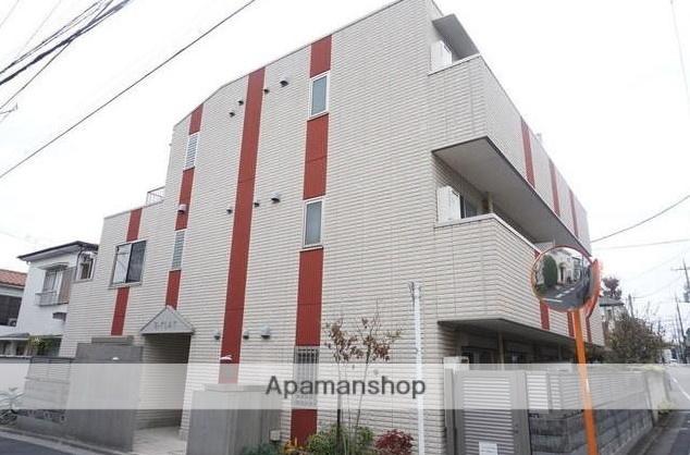 東京都練馬区、桜台駅徒歩7分の築8年 3階建の賃貸マンション