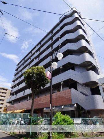東京都豊島区、千川駅徒歩1分の築22年 8階建の賃貸マンション