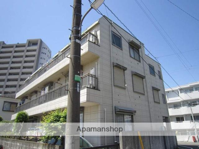 東京都練馬区、東武練馬駅徒歩19分の築24年 3階建の賃貸マンション