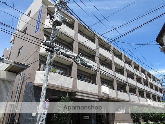 東京都板橋区、中板橋駅徒歩19分の築9年 5階建の賃貸マンション