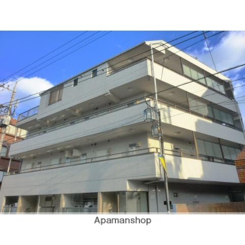 東京都練馬区、平和台駅徒歩15分の築28年 4階建の賃貸マンション