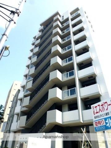 東京都練馬区、東武練馬駅徒歩17分の築3年 10階建の賃貸マンション
