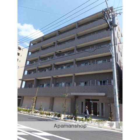 東京都板橋区、大山駅徒歩10分の築8年 6階建の賃貸マンション