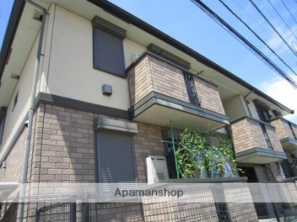東京都練馬区、平和台駅徒歩6分の築13年 2階建の賃貸アパート