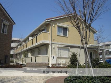 東京都練馬区、東武練馬駅徒歩18分の築9年 2階建の賃貸アパート
