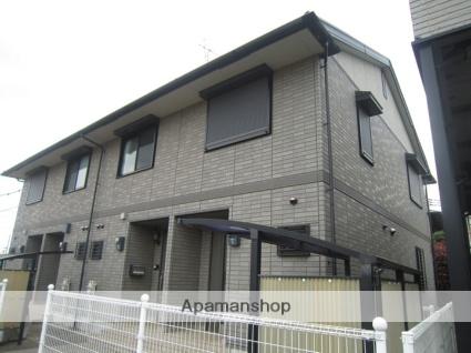 東京都練馬区、東武練馬駅徒歩22分の築14年 2階建の賃貸テラスハウス