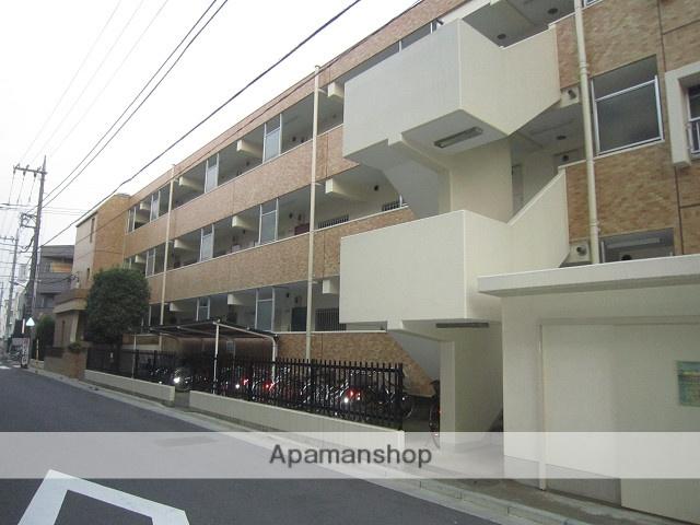 東京都練馬区、上板橋駅徒歩25分の築31年 3階建の賃貸マンション