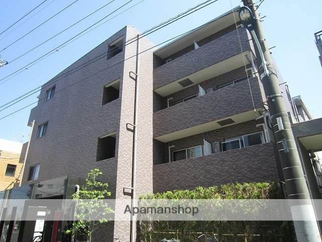 東京都練馬区、新桜台駅徒歩14分の築9年 4階建の賃貸マンション