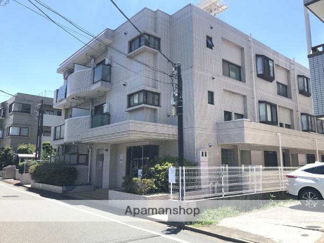 東京都練馬区、新桜台駅徒歩16分の築30年 4階建の賃貸マンション