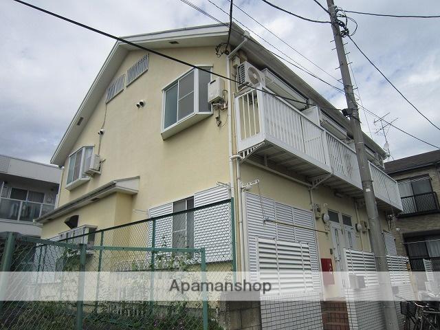 東京都練馬区、新桜台駅徒歩18分の築26年 2階建の賃貸アパート