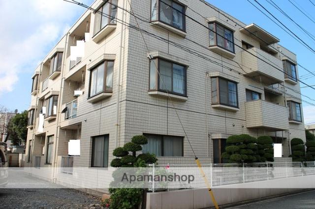 東京都練馬区、東武練馬駅徒歩16分の築29年 3階建の賃貸マンション