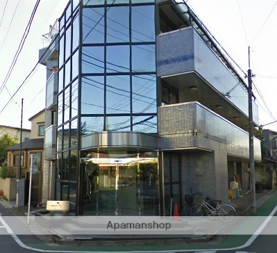 東京都板橋区、新桜台駅徒歩16分の築25年 4階建の賃貸マンション